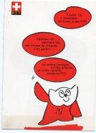 SVIZZERA 1960 - STORIA POSTALE ARALDO TETE BECHE - GUFO - BERNA MUSEO - Svizzera