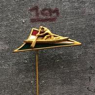 Badge Pin ZN006965 - Rowing / Kayak / Canoe Hungary - Canoeing, Kayak
