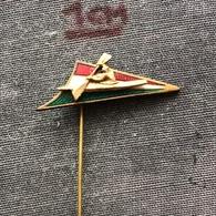 Badge Pin ZN006967 - Rowing / Kayak / Canoe Hungary - Canoeing, Kayak