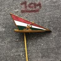 Badge Pin ZN006968 - Rowing / Kayak / Canoe Hungary - Canoeing, Kayak