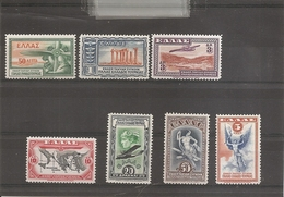 Grèce ( PA 8/14 X -MH) - Airmail