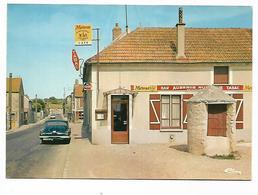 Cpm 9114040 Fontenay Le Vicomte L'auberge Rustique Bière Météor - France