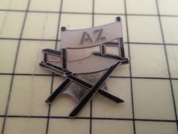 Pin412d Pin's Pins / Beau Et Rare : Thème CINEMA / CHAISE DE REALISATEUR AZ - Films