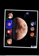Belgie 2016 Bl245 4647/51 Space Supermoon Sun Earth MNH - Blocs 1962-....