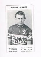 DESMET Armand Wielrenner Coureur Cycliste  Flandria - Cyclisme