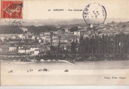 GRIGNY         VUE GENERALE - Grigny
