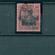 Deutsche Post In Der Türkei. Mi.-Nr. 43 Gestempelt - Deutsche Post In Der Türkei