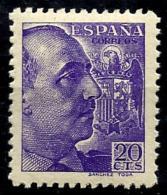 España Nº 867 En Nuevo - 1931-50 Nuevos & Fijasellos