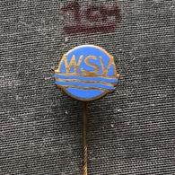 Badge Pin ZN006986 - Rowing / Kayak / Canoe / Swimming / Sailing / Yachting Germany Austria Wassersportverein WSV - Canoeing, Kayak