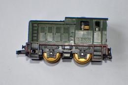 Diesel 2705 - Locomotives