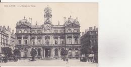 CPA -  102. LYON - L'hôtel De Ville - Lyon