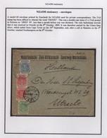 SOUTH AFRICA RAILWAY NZASM PRETORIA HOLLAND 1899 - Südafrika