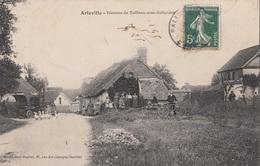 CARTE POSTALE D' ARLEVILLE / HAMEAU DE BAILLEAU SOUS GALLARDON - Autres Communes