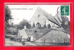 27-CPA SAINT GEORGES DU VIEVRE - Autres Communes