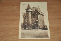 1353- Bruxelles, Porte De Hal - 1910 - Belgique