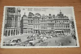 1354- Bruxelles, Brussel, Maisons Des Corporations - Belgique
