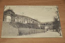 1355- Bruxelles, Laeken, Pont Reliant Les Proprietes Royales - 1909 - Belgique