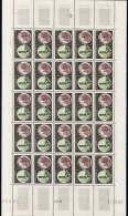 ANDORRE - 171** - PHILATEC 64 / FEUILLE DE 25 VALEURS - Unused Stamps