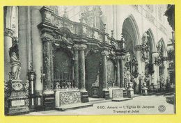 * Antwerpen - Anvers - Antwerp * (G. Hermans, Nr 660) L'église Saint Jacques, Transept Et Jubé, Intérieur, Kerk, Church - Antwerpen