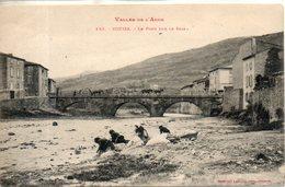 11. Couiza. Le Pont Sur Le Sals - Autres Communes