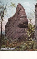 The Flatiron, Rock City, New York, USA Vintage Unused - NY - New York