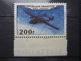 VEND BEAU TIMBRE DE POSTE AERIENNE DE FRANCE N° 31 + BDF , XX !!! (c) - 1927-1959 Nuevos