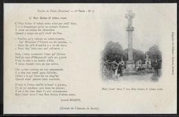 CPA 14 - Poésies En Patois Normand - Francia