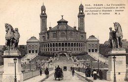 CPA PARIS - LE TROCADERO - Unclassified