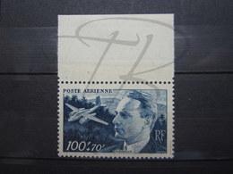 VEND BEAU TIMBRE DE POSTE AERIENNE DE FRANCE N° 22 + BDF , XX !!! (a) - 1927-1959 Nuevos
