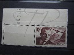 VEND BEAU TIMBRE DE POSTE AERIENNE DE FRANCE N° 21 + 2 BDF , XX !!! - 1927-1959 Nuevos