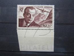 VEND BEAU TIMBRE DE POSTE AERIENNE DE FRANCE N° 21 + BDF , XX !!! - 1927-1959 Nuevos