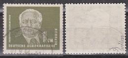 Germany EAST 100 Pf Wilhelm Pieck  DDR 325 Geprüft Used 1. Präsident Der DDR - [6] Repubblica Democratica