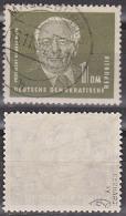 Germany EAST 100 Pf Wilhelm Pieck  DDR 325 Geprüft Used 1. Präsident Der DDR - [6] Oost-Duitsland
