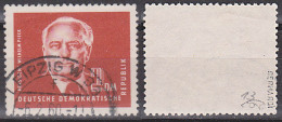 Germany EAST 200 Pf Wilhelm Pieck  DDR 326 Geprüft Used 1. Präsident Der DDR - [6] Repubblica Democratica