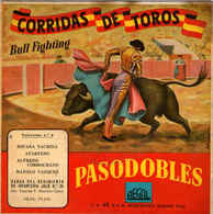Banda Del Regimiento De Infantería Jaén N.° 25 – Corridas De Toros - Vinyl Records