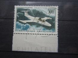 VEND BEAU TIMBRE DE POSTE AERIENNE DE FRANCE N° 35 + BDF , XX !!! (b) - 1927-1959 Nuevos