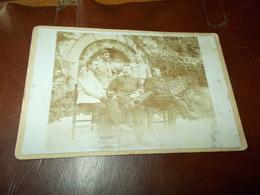 B691  Foto Cartonata Militari Cm13x8 Leggere Pieghe Macchioline Umido - Fotografia