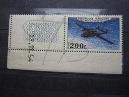 VEND BEAU TIMBRE DE POSTE AERIENNE DE FRANCE N° 31 + 2 BDF COIN DATE , X !!! - 1927-1959 Nuevos