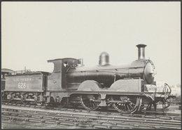 Southern Railway 0-4-2 No 628 - J Arthur Dixon Postcard - Trains