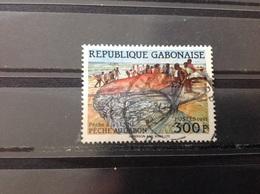 Gabon - Vissers (300) 1991 - Gabon (1960-...)