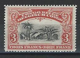 Belgisch Kongo Mi 22 * - Congo Belge
