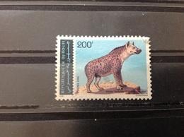 Djibouti - Wilde Dieren, Hyena (200) 1995 - Djibouti (1977-...)