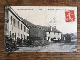 LA LONGINE (70) Arrivée Du Tramway - Andere Gemeenten
