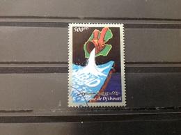 Djibouti - Water (500) 2010 - Djibouti (1977-...)