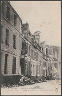 Rue Des Chariottes, Arras, Pas-de-Calais, C.1917 - Fernand Benoit CPA - Arras