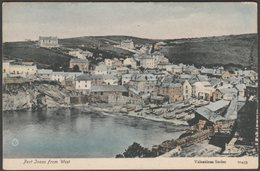 Port Isaac From West, Cornwall, C.1905 - Valentine's Postcard - Other