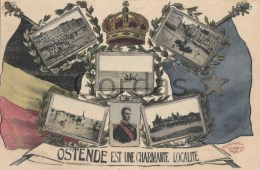 Belgium - Ostende - Est Une Charmante Localite - Oostende