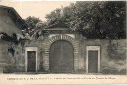 13. Marseille. Clinique De Nd De La Salette. Entrée Du Chemin De L'ormet - Sonstige Sehenswürdigkeiten