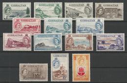 (TV 01558)  Gibilterra  Stamps 1953 - Gibraltar