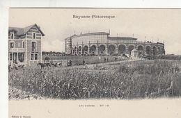Cp , 64 , BAYONNE , Les Arènes , N° 12 - Bayonne